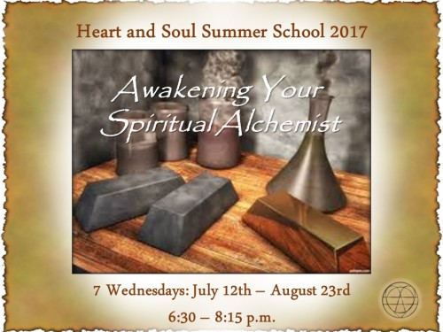 summer school ~awaken inner alchemist image